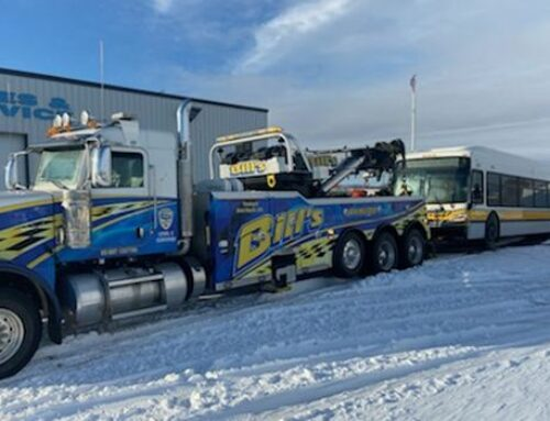 Accident Recovery in Madison Wisconsin