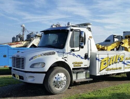 Towing in Middleton Wisconsin