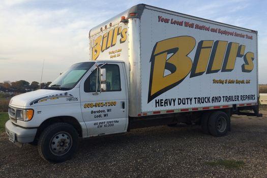 Truck Repair-in-Baraboo-Wisconsin