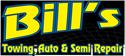 Bill's Towing & Auto Repair Logo